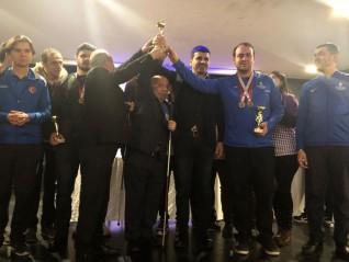 Çankaya Satrançta da Türkiye Şampiyonu