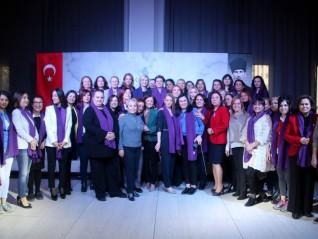 Ankaralı kadınlar Çankaya'da buluştu