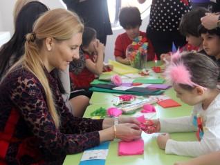 Bulut Gündüz Bakımevi Çocukları Rumen Kültürüyle Tanıştı
