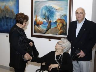 Kadın Ressamların 50. Yıl Sergisi ÇSM'de